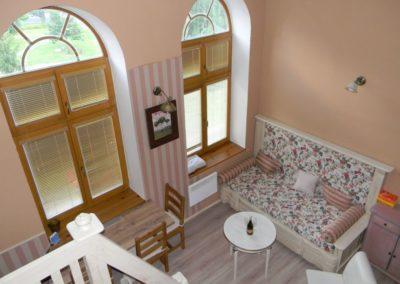 Apartmán v Krkonoších Staré časy